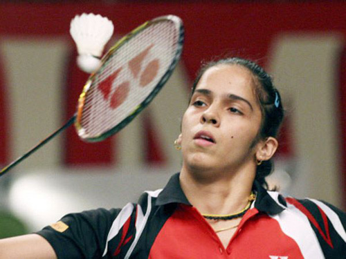 Saina nominated for BWF Female Player of the Year award