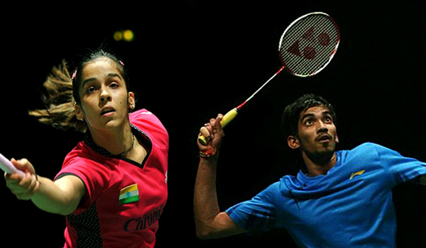 Saina, Srikanth enter quarters of Malaysia Masters
