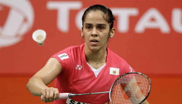 Saina in semifinal, assures India of two bronze at Worlds
