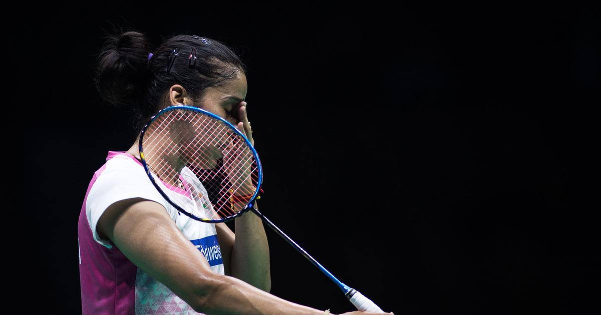 Saina crashes out of New Zealand Open after shocking loss to world number 212 opponent