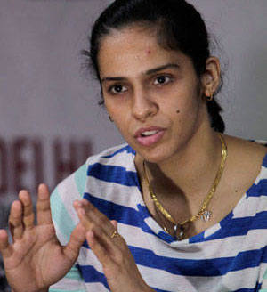 Indian women not encouraged to indulge in sports: Saina Nehwal