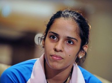 Saina in running for BWF Womens Player of the Year
