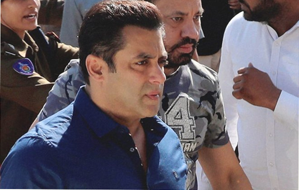 Rajasthan govt challenges Salman in Arms Act case