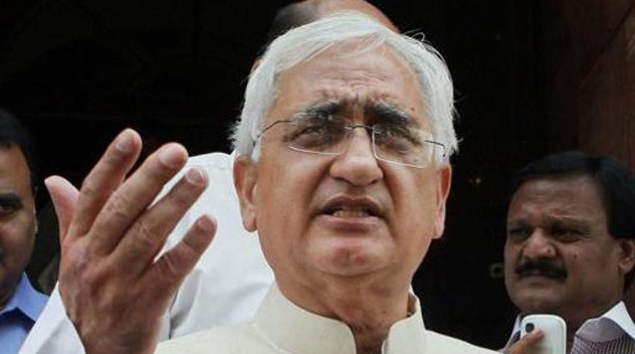 Congress cant afford to let Rahul quit post, difficult to replace him: Khurshid