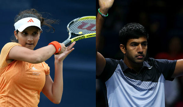 US Open: Bopanna out of mixed doubles, Sania win