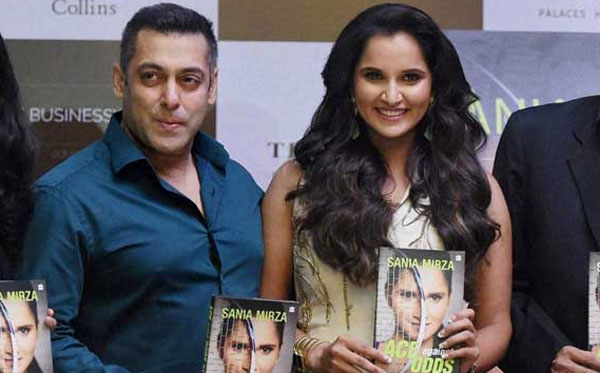 People cant achieve in three lifetimes what Sania did at 29: Salman Khan