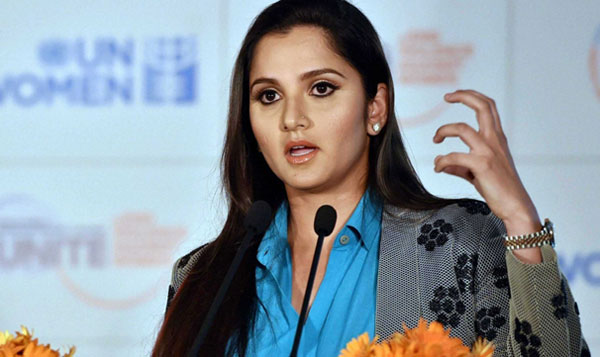 Sania named UN Womens Goodwill Ambassador for South Asia