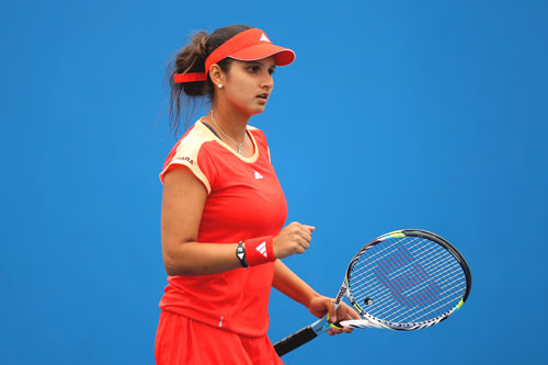 Sania enters top-5 for first time in her career