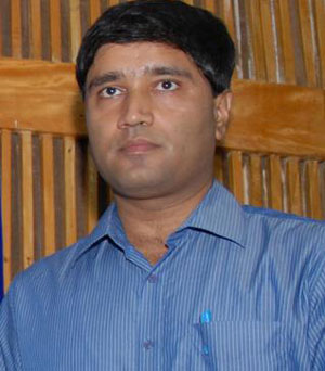 Kejriwal wants forest services Sanjeev Chaturvedi as OSD