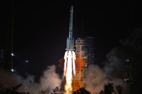 China launches first quantum communication satellite