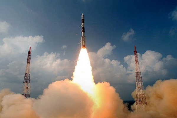 India puts into orbit satellite Microsat R for DRDO and Kalamsat