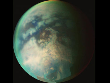 A different life possible on Saturns moon Titan