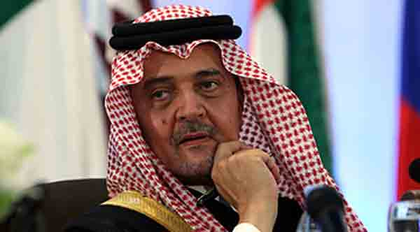 Prince Saud, Saudis longest-serving foreign minister dies