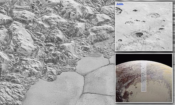 New Horizons returns Plutos sharpest images ever