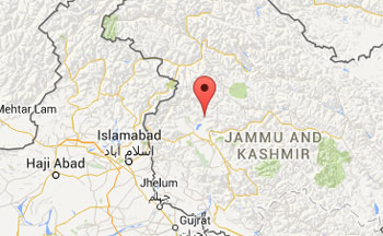 Pilot, co-pilot killed in Army copter crash in Kashmir