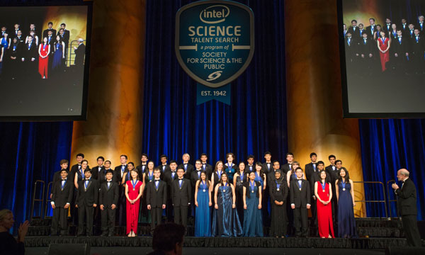 A third of Americas budding science talent are of Indian origin