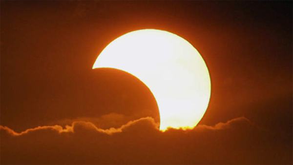 Solar eclipse to be visible on Wednesday