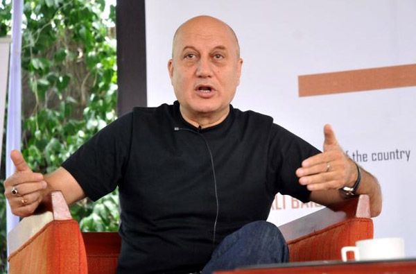 Anupam Kher to lead march against intolerance protesters