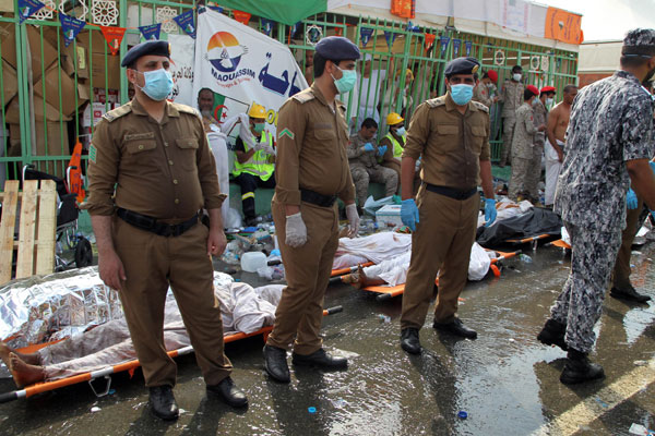 Saudi Arabia orders probe into deadly Hajj stampede