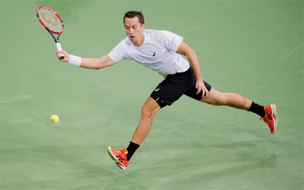 Davis Cup: Germany, Czech Republic tied 1-1 on opening day