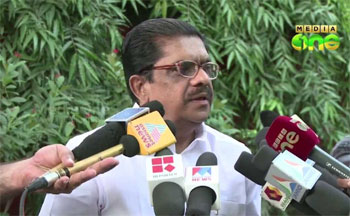 Will go ahead with party organisational revamp: V.M Sudheeran