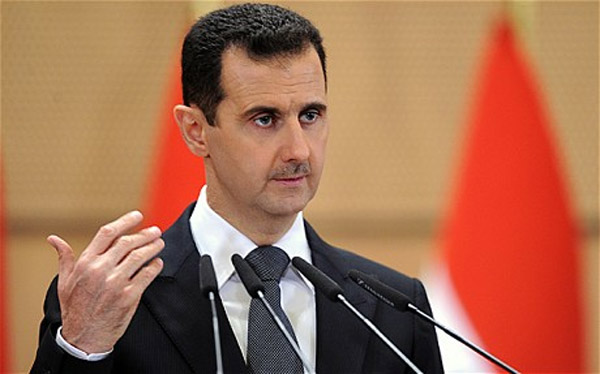 Syria no breeding ground for IS: Assad