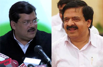 Not received any letter from Chennithala: Mukul Wasnik