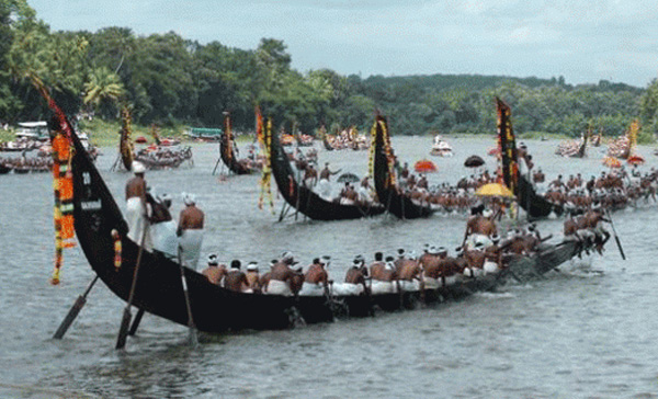 Nehru trophy boat race Saturday