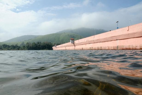 Water level in Mullaperiyar touches 140 feet