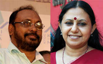 Cherian Philip yet again on FB; asks T.N Seema to hold hunger strike against sexual violence