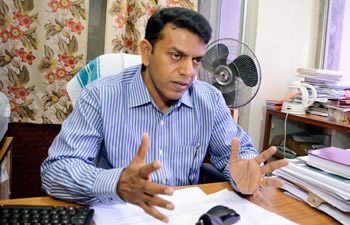 Prosecution of V.A Arunkumar recommended in graft case