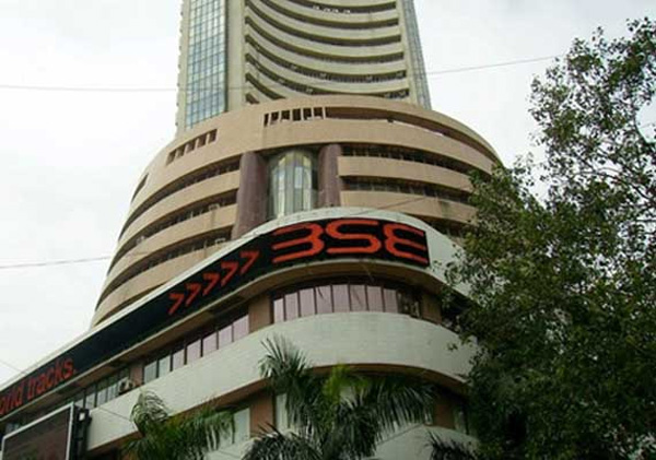 Sensex opens lower but inches into positive territory