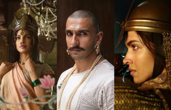 Theatre cancels shows of Bajirao Mastani after BJPs protest