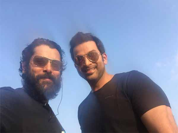 After Nivin Pauly, Prithviraj joins with Vikrams Spirit of Chennai