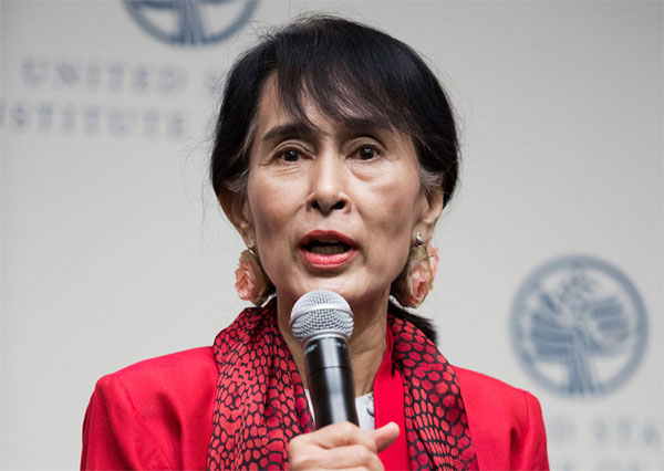 Aung Sang Suu Kyi to lead committee for Rohingyas