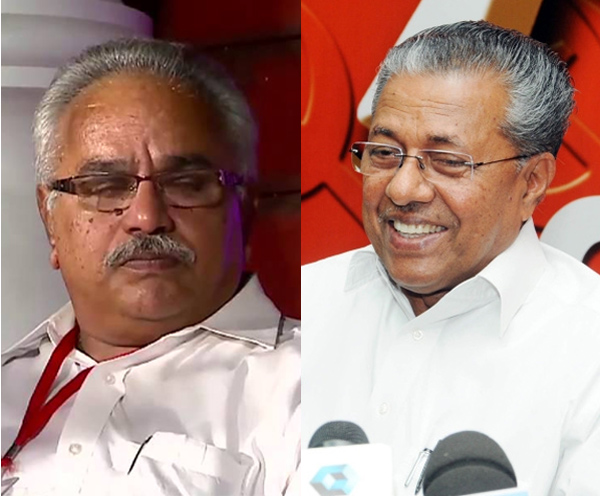 Kanam takes exception to Pinarayis remarks on Athirapally project