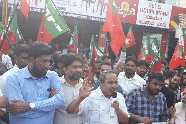 SDPI leader booked for performing skit on Babri Masjid demolition