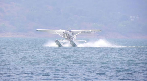 State to launch seaplane project in 3 months to link backwaters