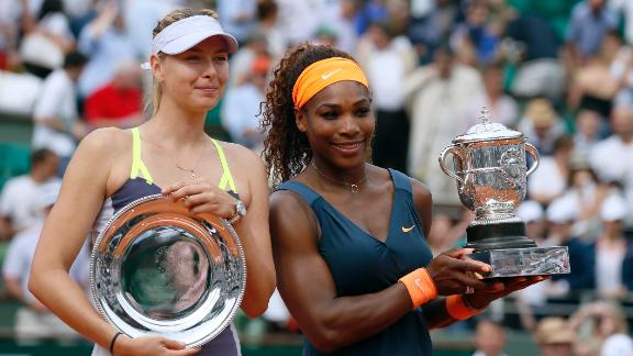 Serena Williams wins second French Open title