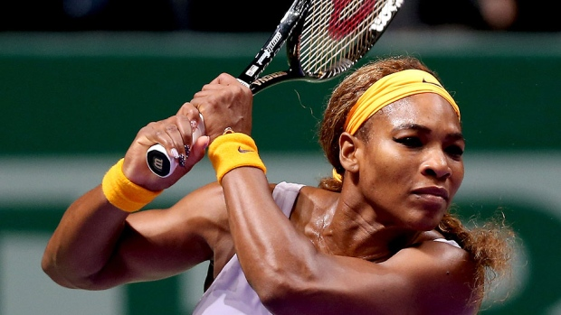 Serena Williams named WTA Player Of Year