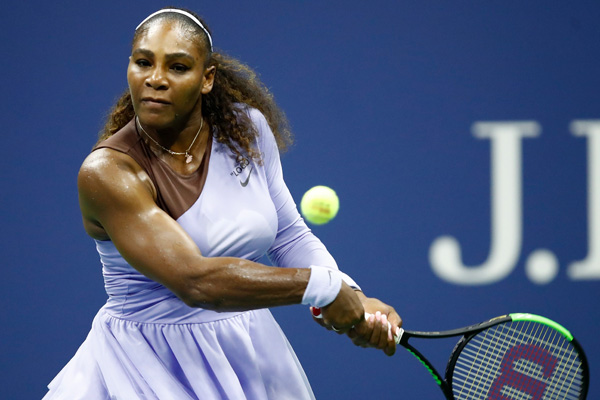 Serena defeats Venus to advance to US Open 4th round
