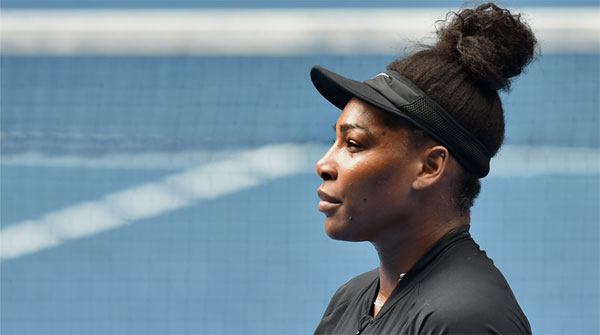 Serena to be back on track after maternity leave