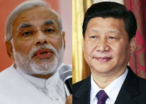 Security blanket thrown for Modi, Xi visit