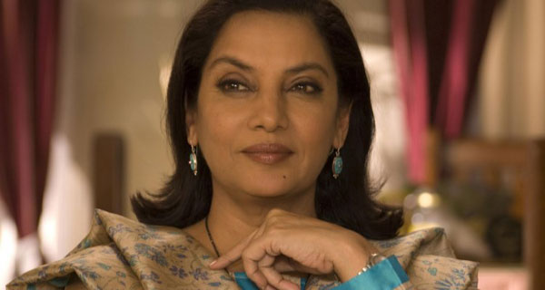 We should redefine what entertainment is: Shabana Azmi