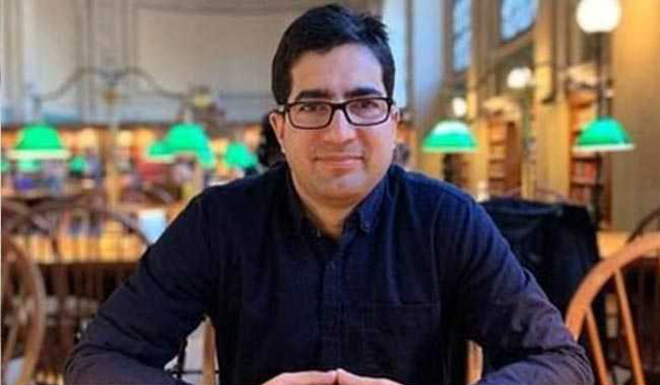 Faesal seeks funds for clean politics