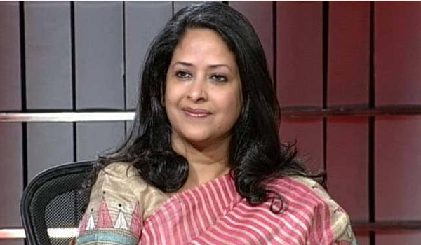 Sharmistha resigns as chief spokesperson of Delhi Congress, wishes to fight LS polls