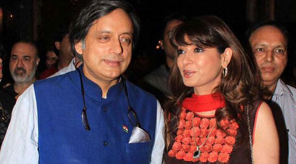 Sunanda death: Will not question Tharoor for now, says police