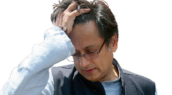 Police call Tharoors domestic help for questioning
