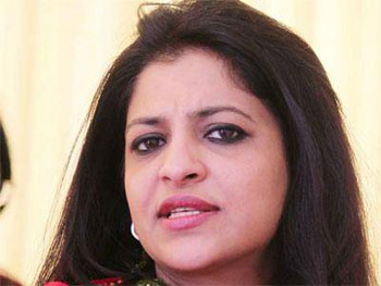 I am not contesting from New Delhi or elsewhere: Shazia Ilmi
