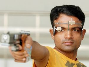Vijay now aims for gold at Rio in 2016